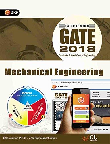 GATE Guide Mechanical Engineering 2018