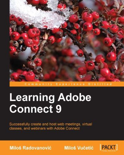 Learning Adobe Connect 9 (English Edition)