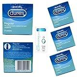 Die besten Durex Art von Kondomen - 24x Durex Regular Kondome (8x 3Stück) + 1x Bewertungen