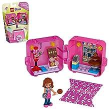 LEGO® Friends Olivia'nın Alışveriş Oyun Küpü (41407)