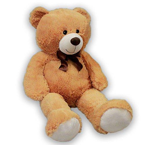 Sunkid XXL Jumbo Kuscheltier Teddybär Plüschtier, ca. 100 cm