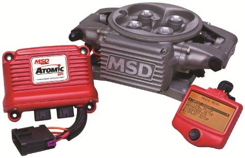 MSD Atomic Efi Systèmes D'Injection De Carburant Pn: 2910