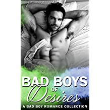 ROMANCE: SPORTS ROMANCE: Bad Boys of Desire (Bad Boy MMA Fighter One Night Stand Mafia Romance Collection) (English Edition)