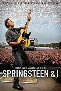 Springsteen & I [DVD] [2013] [NTSC]