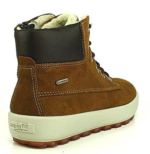 Cheeky bottes superfit brun sable goretex pour garçon - Sable
