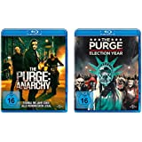 The Purge - Teil 2+3 (Anarchy + Election Year) im Set - Deutsche Originalware