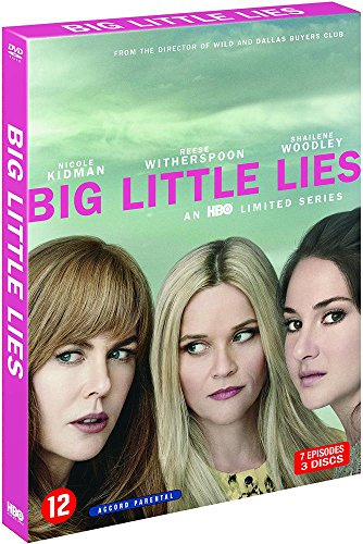 Big Little Lies - Saison 1 [Francia] [DVD]