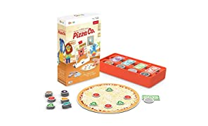 Osmo - Pizza Co. Game -  Run Your Own Pizza Shop - For iPad and Fire Tablet (Osmo Base Required)