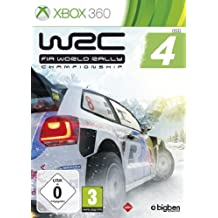 WRC 4 : World Rally Championship [import allemand]