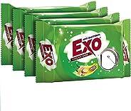 Exo Dishwash Bar - 115 gm/120gm (Pack of 3+1)