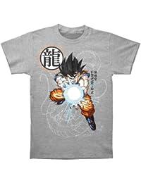 Men's - Dragonball Z - Goku Fireball - T-Shirt