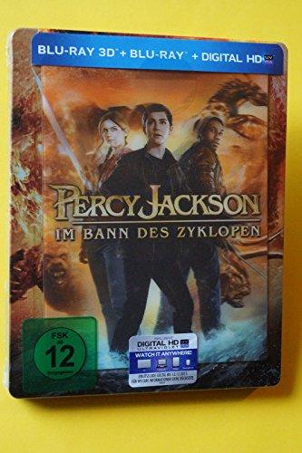 Bild von Percy Jackson - Im Bann des Zyklopen [Blu-ray]