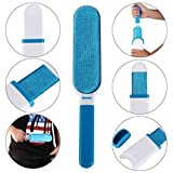 #5: Saiyam Fur Cleaning Brushes Pet Hair & Lint Remover Magic Cloth Fabric Brush Reusable Device Dust Brusher Static Electrostatic Cleaners
