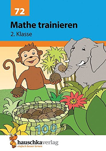 Mathe trainieren 2. Klasse 1