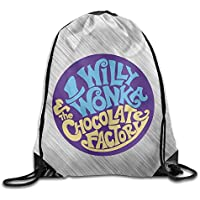 NasNew Gene Wilder Willy Wonka Chocolate Factory Sport Backpack Drawstring  Print Bag 8a9ded2fa8b7c