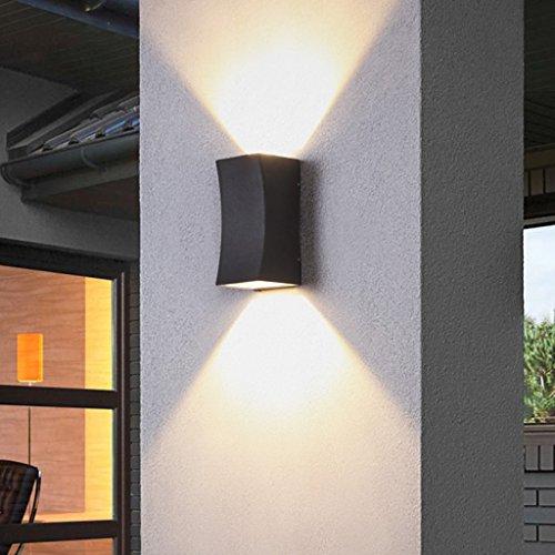 Amos Outdoor Wand Lampe Terrasse Outdoor Gang Licht