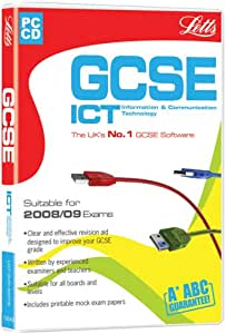 Letts GCSE ICT 2008/09 (PC)