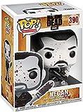 Funko Pop The Walking Dead Figurine de Negan Noir & Blanc