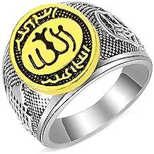 Bague de fiancaille homme islam