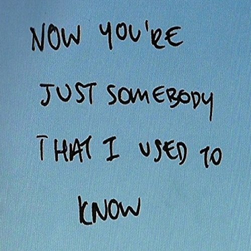 Somebody That I Used to Know - Gotye-mp3