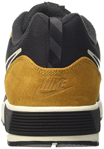 Nike Nightgazer Trail, Chaussures de Gymnastique Homme Multicolore (Wheat/black Sail)