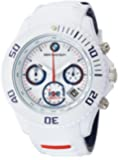 Ice-Watch Herren-Armbanduhr Analog Quarz Silikon BM.CH.WE.BB.S.13