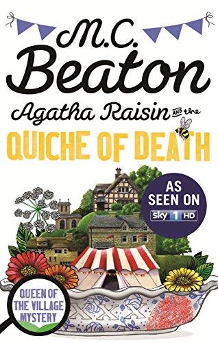 Amazon.fr - Agatha Raisin and the Quiche of Death - M.C. Beaton - Livres
