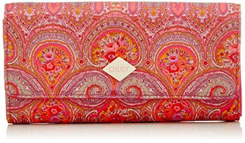 Oilily Damen Vivid Purse Lh12f Geldbörse, Rot (Red), 1.0x9.5x18.0 cm