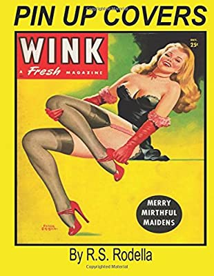 Pin-Up Magazine Covers Coffee Table Book - low-cost UK light store.