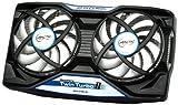 Arctic Accelero Twin Turbo II Grafikkartenkühler für NVIDIA (bis zu 250 Watt Kühlleistung durch zwei 92 mm PWM Lüfter)