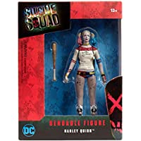 NJ Croce Suicide Squad Harley Quinn Bendable Figura de acción b83dd510a1b