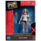 NJ Croce- Suicide Squad Harley Quinn Figurina, Multicolore, DC3964