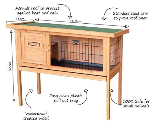 bentley-cage-surleve-pour-animaux-domestiques-entretien-facile-bois