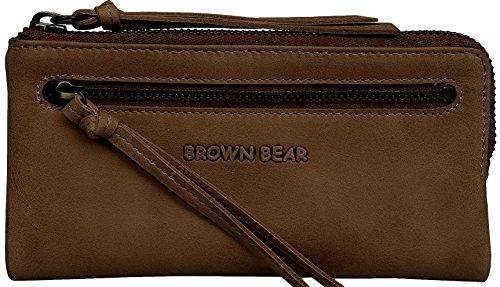 Brown Bear , Portafogli Uomo marrone Marrone/Cammello 0