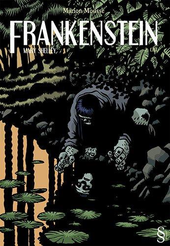 Frankenstein (Cilt 2) Marion Mousse