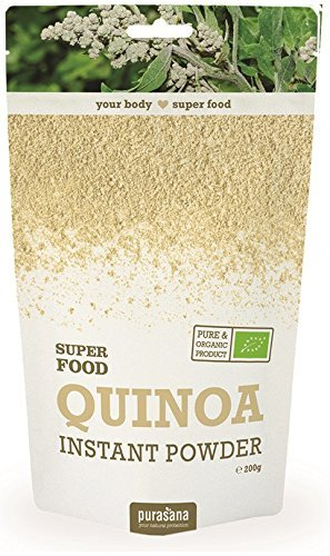 Purasana Quinoa Instant Smoothie Pulver BIO 200g