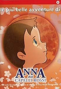 Le piu' belle avventure di Anna dai capelli rossi