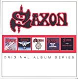 Coffret 5CD (Saxon & Wheels of Steel & Strong Arm of the Law & Denim and Leather & The Eagle has Landed - Live)