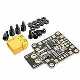 Generic Realacc/Matek PDB-XPW 5V 12V Dual BEC PDB Built-in 140A Current Sensor with XT60PW Socket One Piece