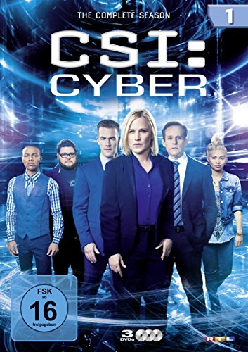 CSI: Cyber - Season 1 [3 DVDs] -