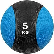 Carnegie 5 kg Balón Medicinal Fitness – Pelota de balón de Crossfit 95a9ea23c82b