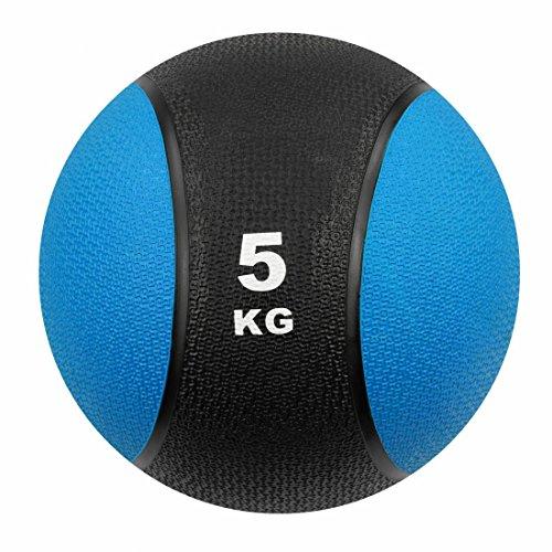 Carnegie 5kg Balón Medicinal Fitness-Pelota