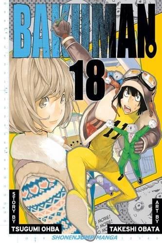 Bakuman., Vol. 18 Cover Image