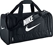 NIKE Shoulderbag Brasilia 6 Fitness Duffel Sport medium Gr. M black