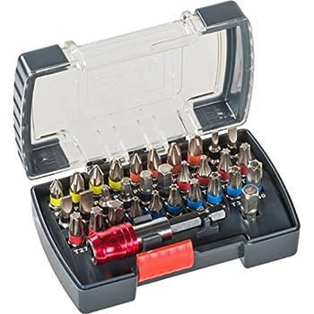 kwb Bitbox Safety Mini-Bits Bitbox Reparaturset für Elektronik Bithalter