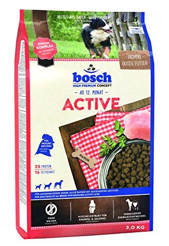 bosch Hundefutter Active 3 kg