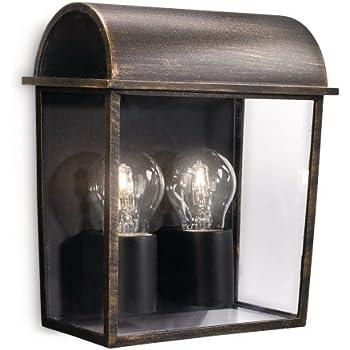 Philips origin lampada da parete per esterno lampadina - Philips cedar lampada da parete per esterno lanterna down antracite ...