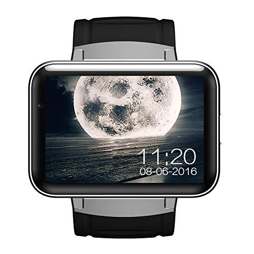 Reloj inteligente con sistema Android Bluetooth, tarjeta insertada, pantalla de 2.2 pulgadas,...