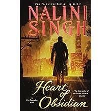 Heart of Obsidian (A Psy/Changeling Novel, Band 12)