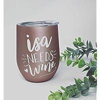 Weinbecher personalisiert